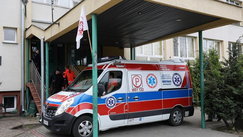 Tragedia w warszawskiej szkole: Uczeń zadźgał kolegę nożem [NOWE FAKTY]