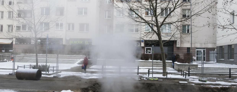 Czarna seria awarii w Warszawie. Zimne kaloryfery na kolejnych ulicach