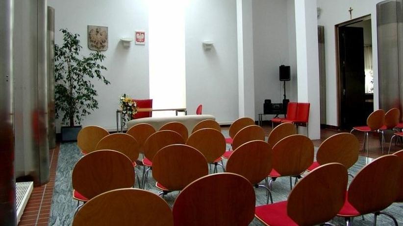 sala ślubów USC