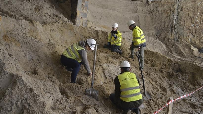 Prace archeologiczne