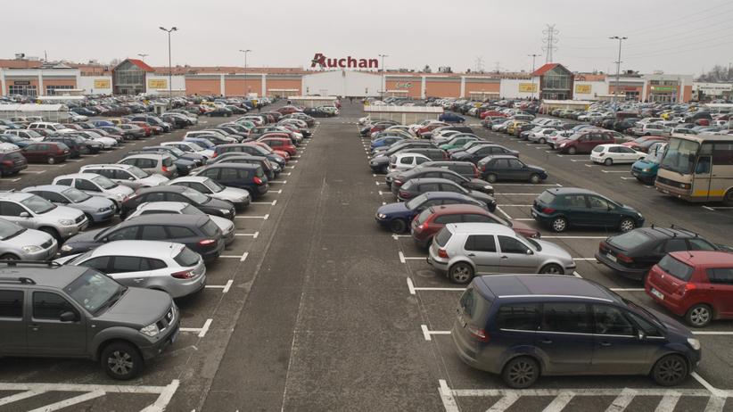 Auchan w Piasecznie