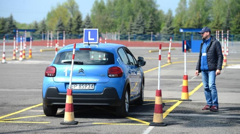 Egzamin na prawo jazdy Warszawa
