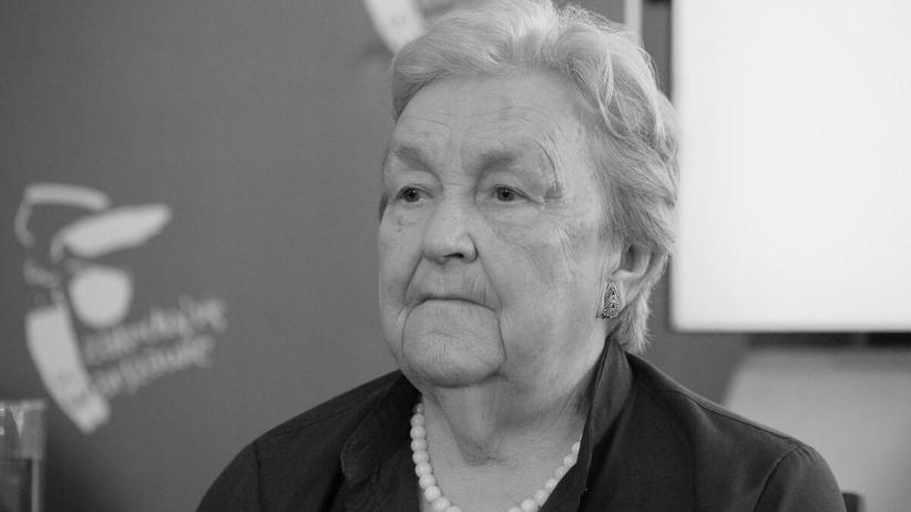 Hanna Stadnik nie żyje. Bohaterka Powstania Warszawskiego miała 91 lat - Wiadomości