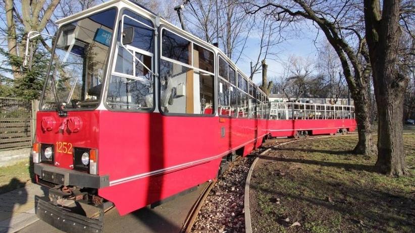 historyczny tramwaj