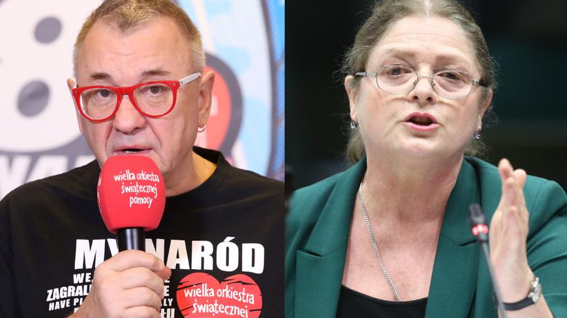 Jerzy Owsiak, Krystyna Pawłowicz