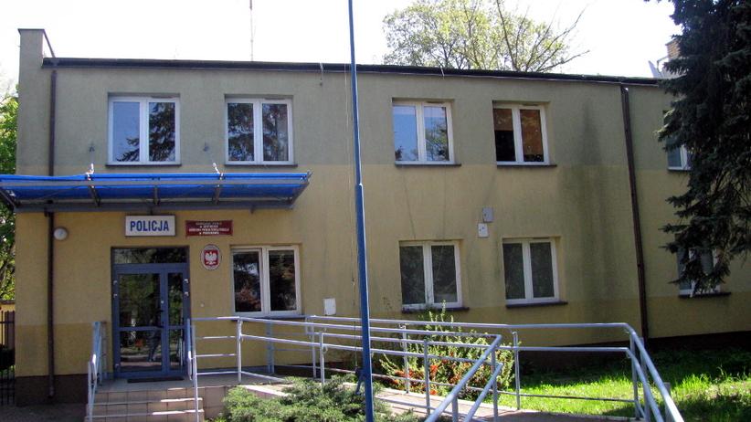 Komisariat w Brwinowie