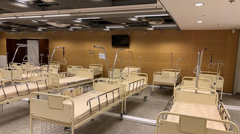 Szpital na Stadionie Narodowym
