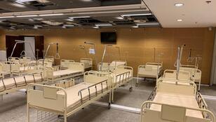 Rząd oferuje lekarzom lepsze oferty za pracę na Stadionie Narodowym