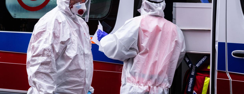 Niepokojące dane dotyczące epidemii. Eksperci: najwięcej zakażeń w listopadzie