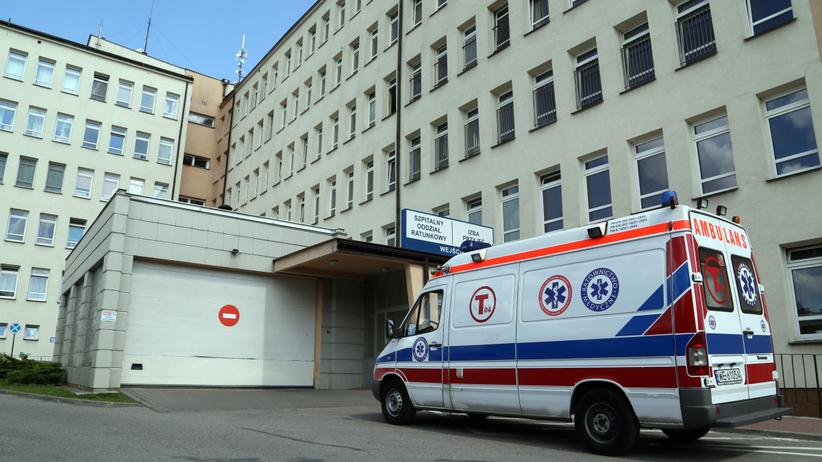 Szpital w Wołominie