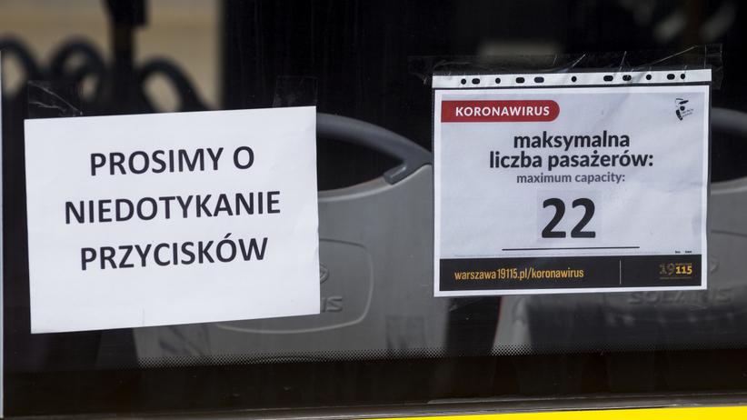 Warszawska komunikacja miejska