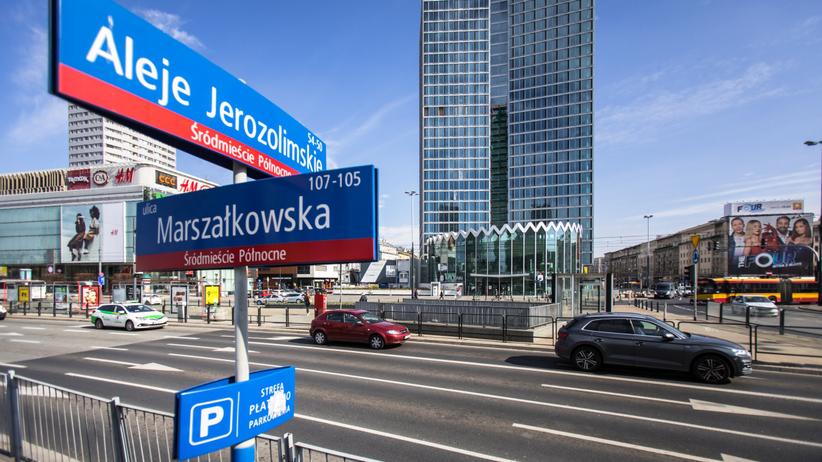 Koronawirus w Warszawie
