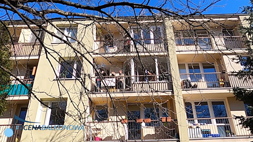 koncert na balkonie
