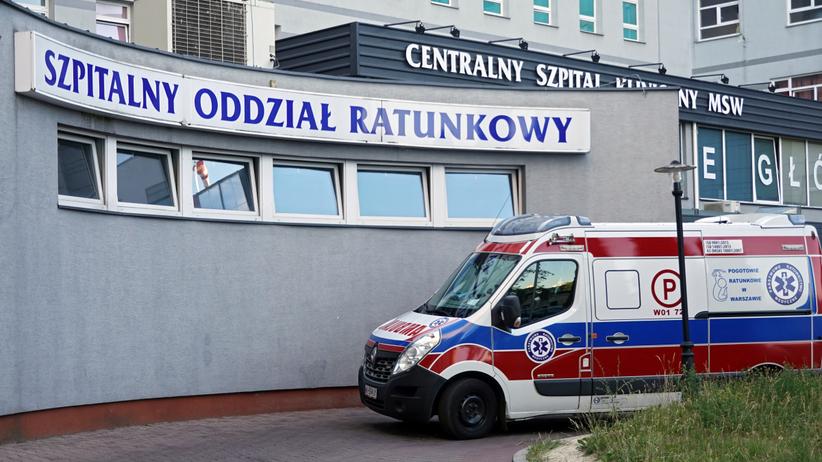 CSK MSWiA w Warszawie odnosi spektakularne sukcesy w leczeniu COVID-19