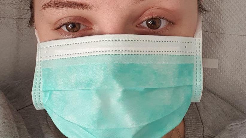 pacjentka z Warszawy