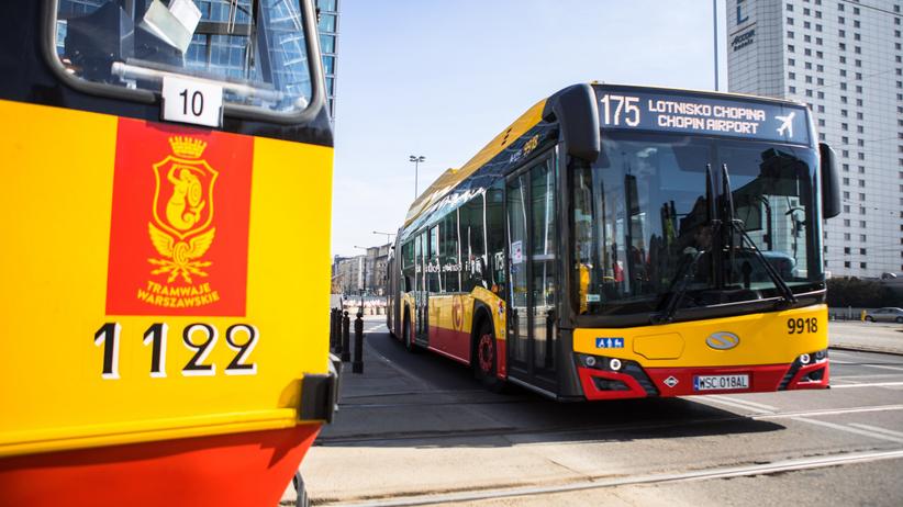 Komunikacja miejska w Warszawie