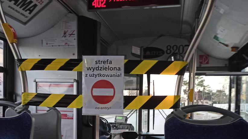 autobus w Warszawie
