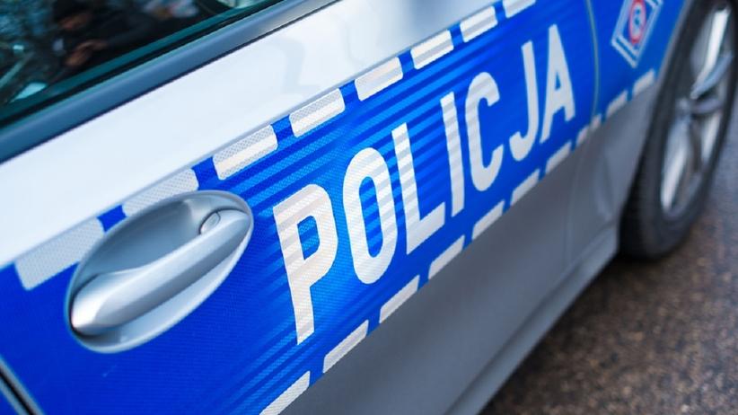 Intwerwencja policjanów z Legionowa