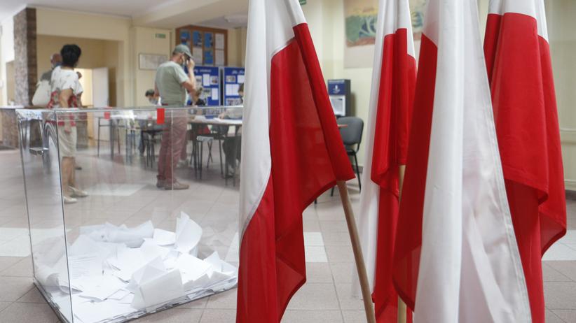 Lokale wyborcze Warszawa