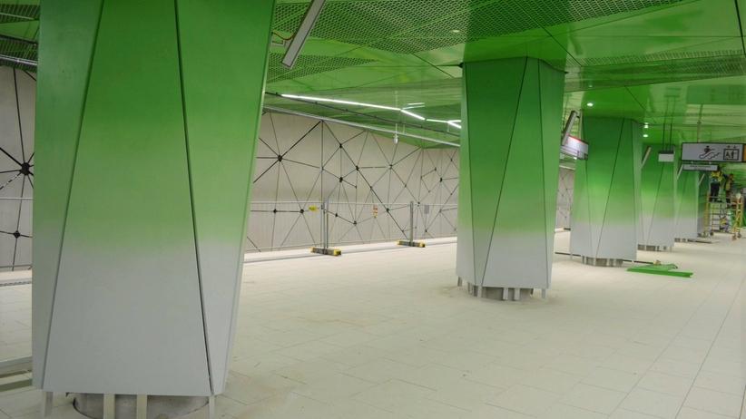 stacje metra na Woli