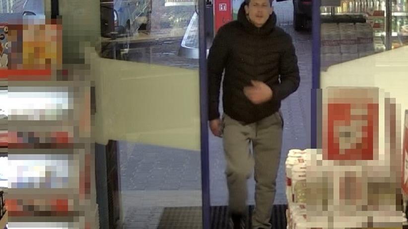 Policja poszukuje mężczyzny podejrzanego o kradzież