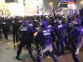 Strajk kobiet 29.01, policja użyła gazu i siły
