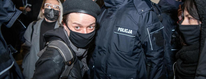 Zatrzymana fotoreporterka: zostałam zaatakowana przez policjantów