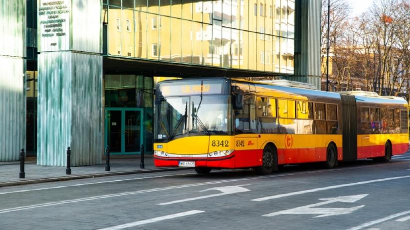 Auotbus Warszawa