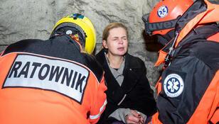 Barbara Nowacka potraktowana gazem przez funkcjonariusza. Jest reakcja policji