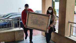 Zaginione dzieło sztuki odnalezione po 18 latach