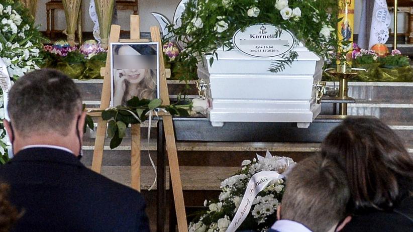 pogrzeb Kornelii z Piaseczna