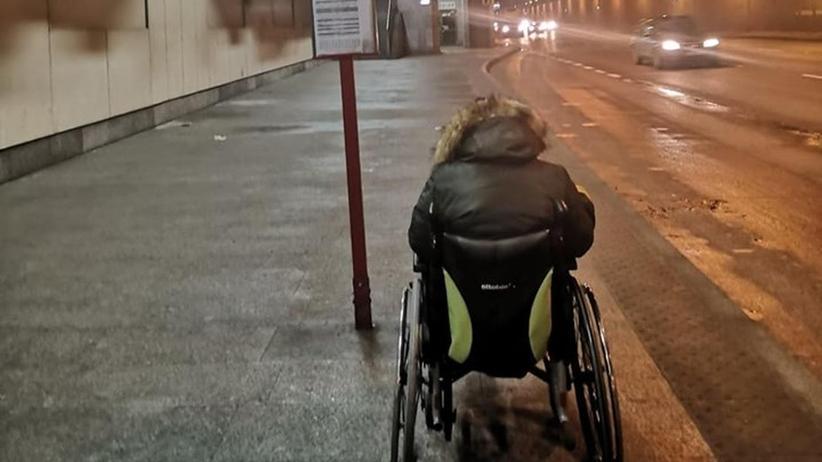 niepełnosprawna