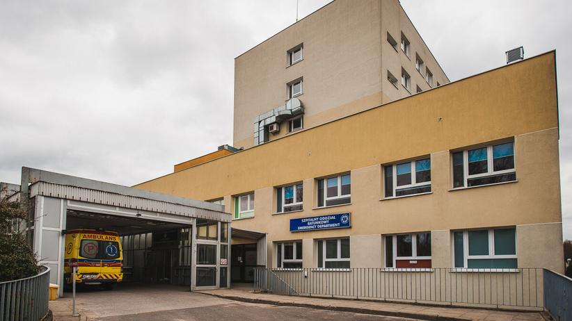 szpital w Wejherowie SOR