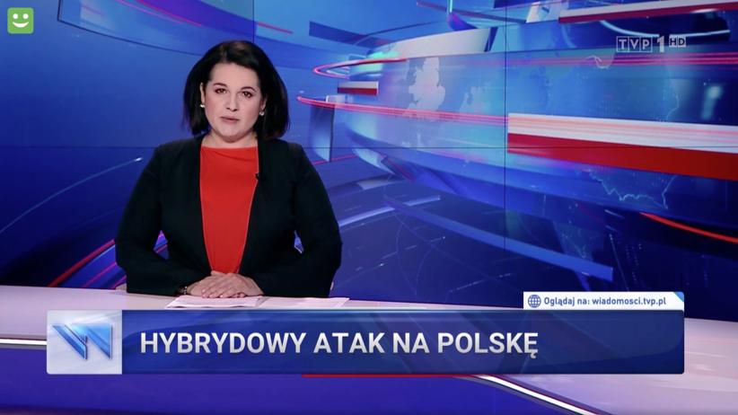 "Wiadomości ""TVP"""
