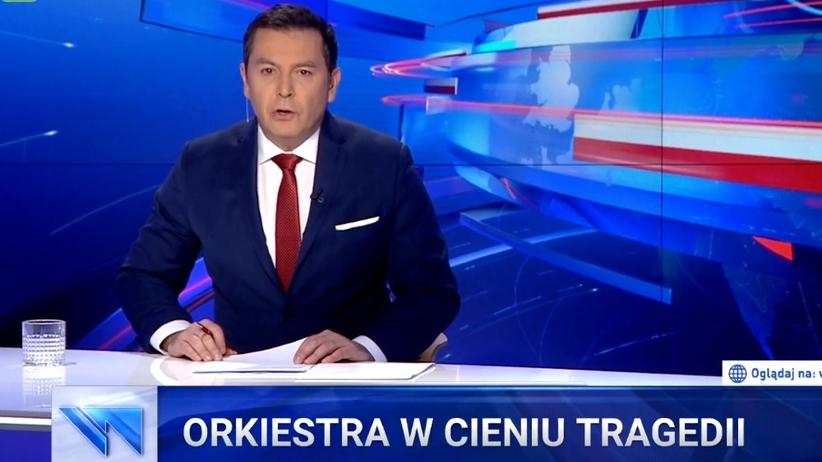 """Wiadomości TVP uderzają w WOŚP. """"Fałszywa rzeczywistość"""""""
