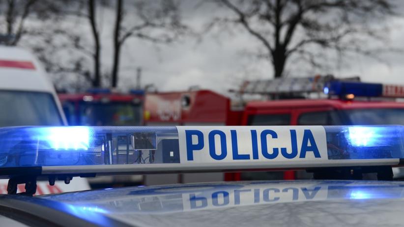Tragiczny wypadek niedaleko granicy z Rosją. Kierowca zginął na miejscu
