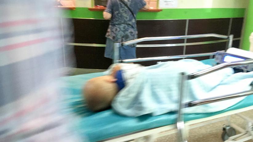 Wirus RSV atakuje dzieci - zdjęcie ilustracyjne