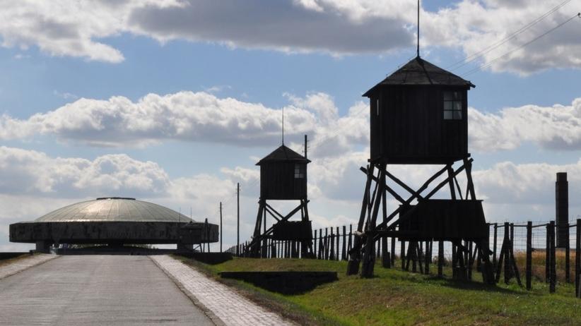 Majdanek włamanie
