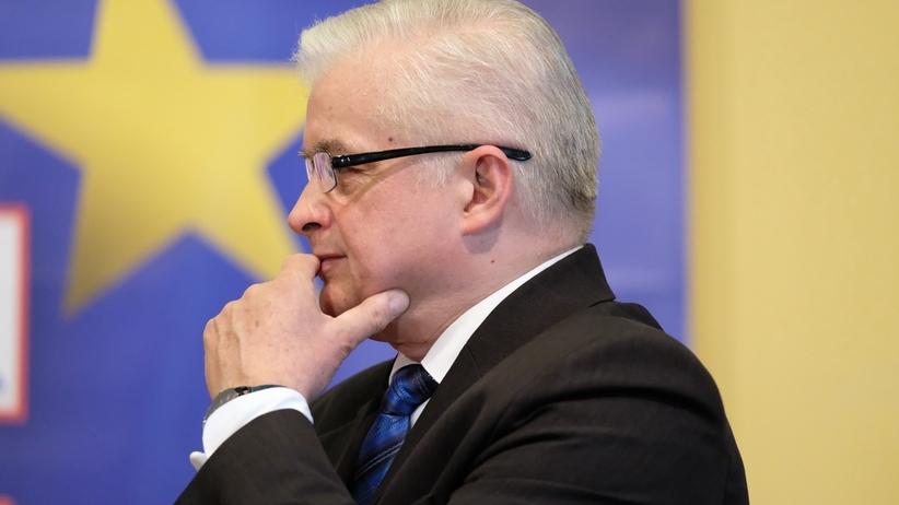 Włodzimierz Cimoszewicz. Po wypadku głos zabrał syn polityka Tomasz