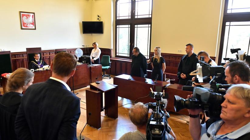 Sprawa śmierci Igora Stachowiaka. Byli policjanci usłyszeli wyrok