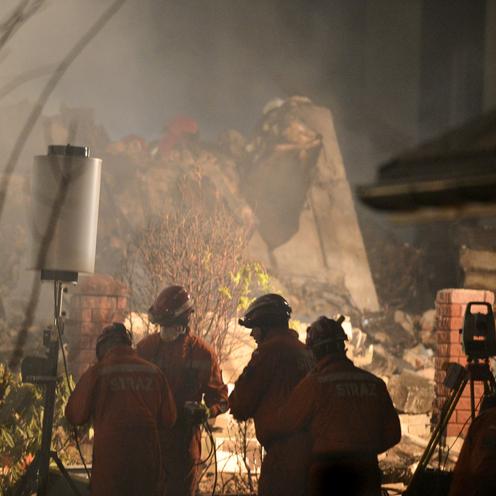 Wybuch w Szczyrku. Znaleziono ciała wszystkich ofiar eksplozji przy Leszczynowej 6