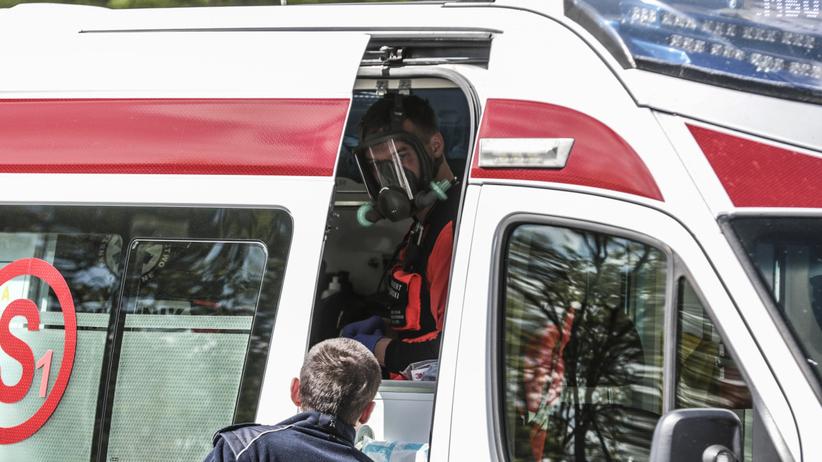 Policja ruszyła w pościg za 23-latkiem z myślami samobójczymi. Tragiczny finał