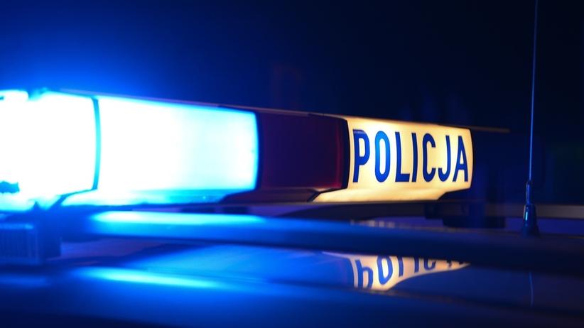 Wypadek na dk 7 w kierunku Radomia. Kierowca potrącił na pasach dwie osoby