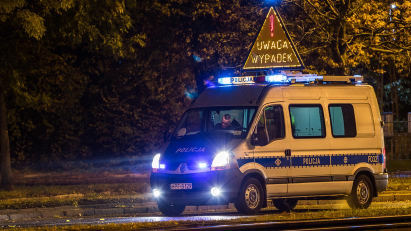Wypadek na dk 7 w m. Moczydło. 5 poszkodowanych po czołowym zderzeniu