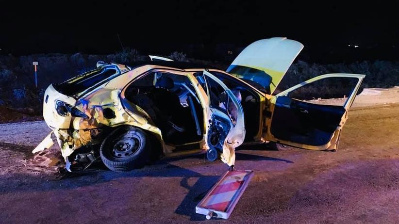 wypadek w Bilczy