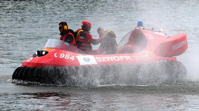 Jezioro Dąbie wypadek