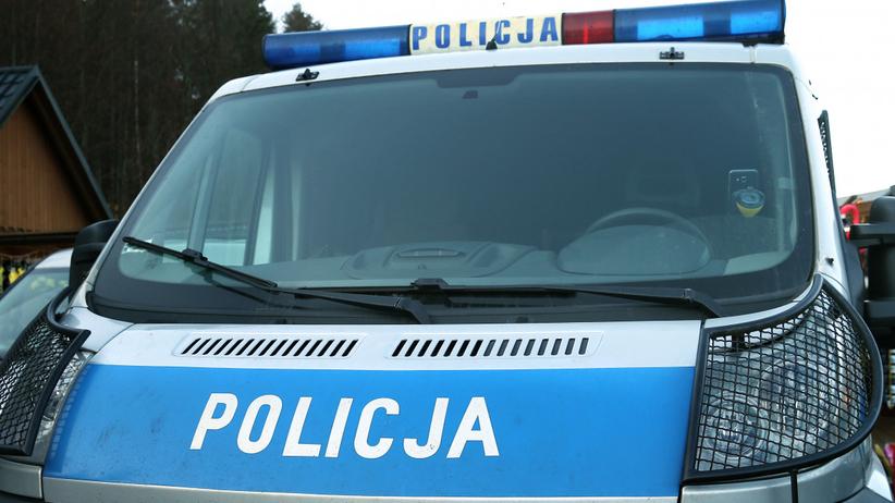 Wypadek w Bogucicach. Nie żyje 19-latek potrącony przez kierowcę dostawczaka