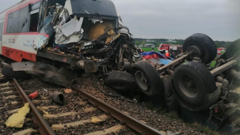 Wypadek w Bolechowie