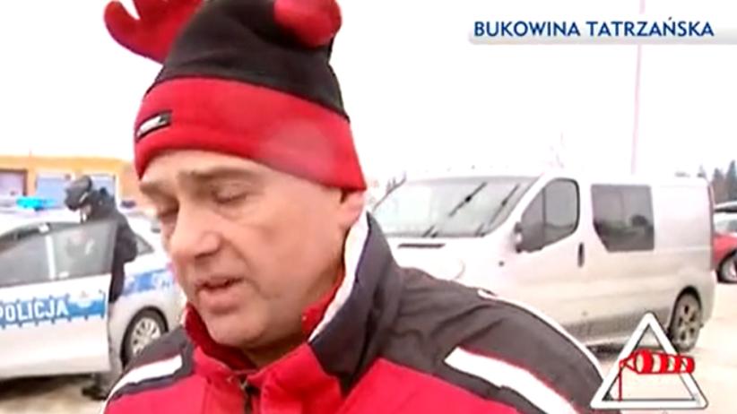 Świadek tragedii w Bukowinie