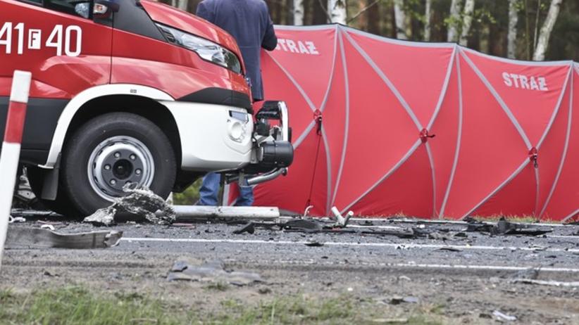 Skuter zderzył się z samochodem. Nie żyje 14-latek
